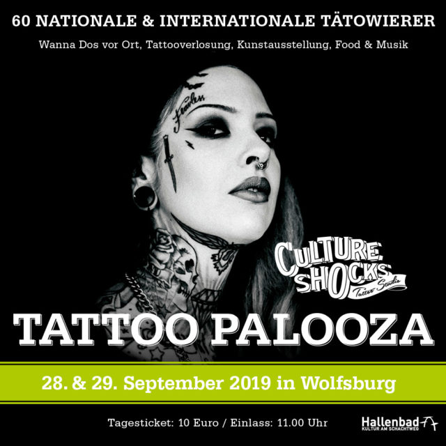 Tattoo Palooza 2019