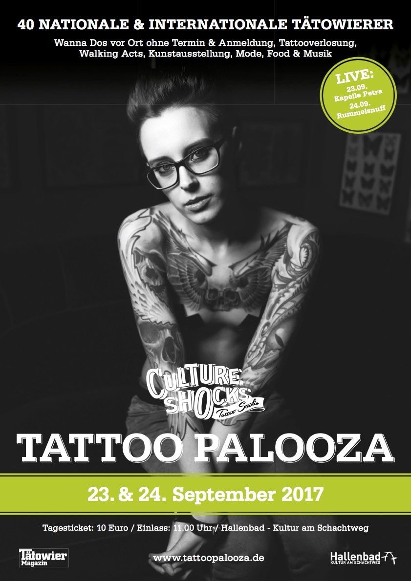 Tattoo Palooza