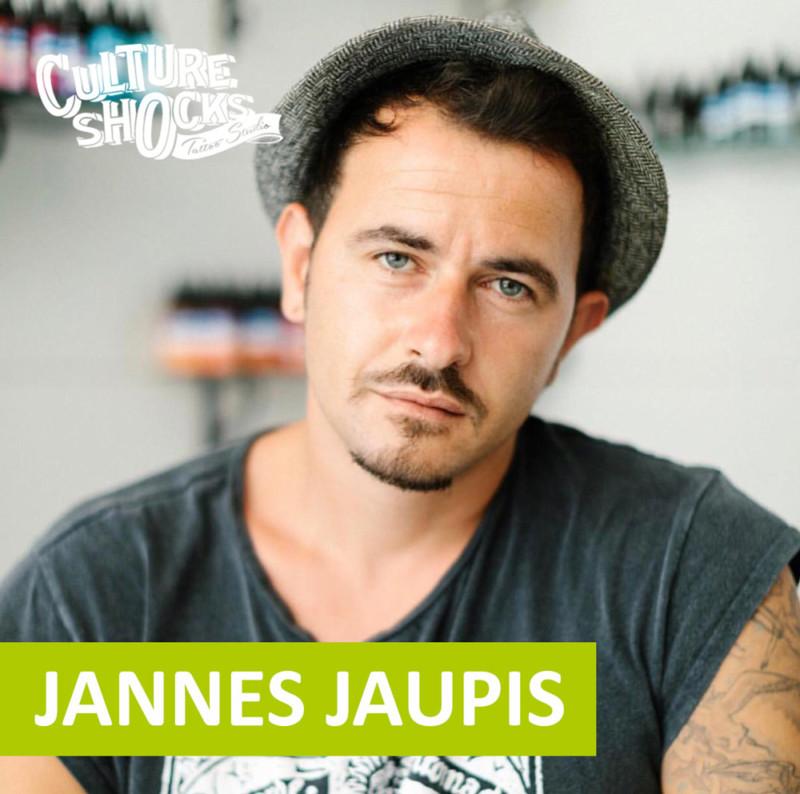Jannes Jaupis