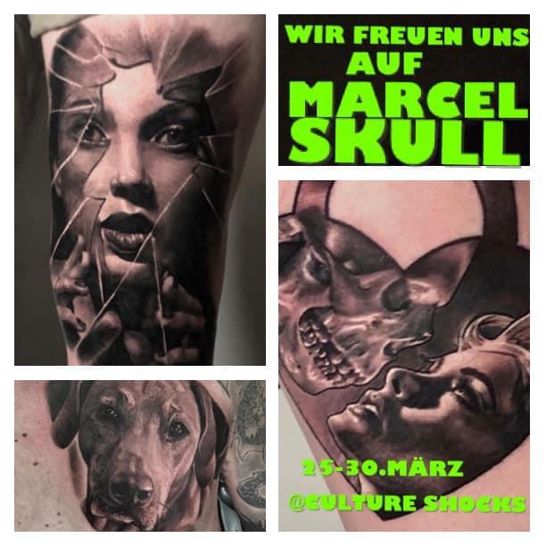 Marcel Skull