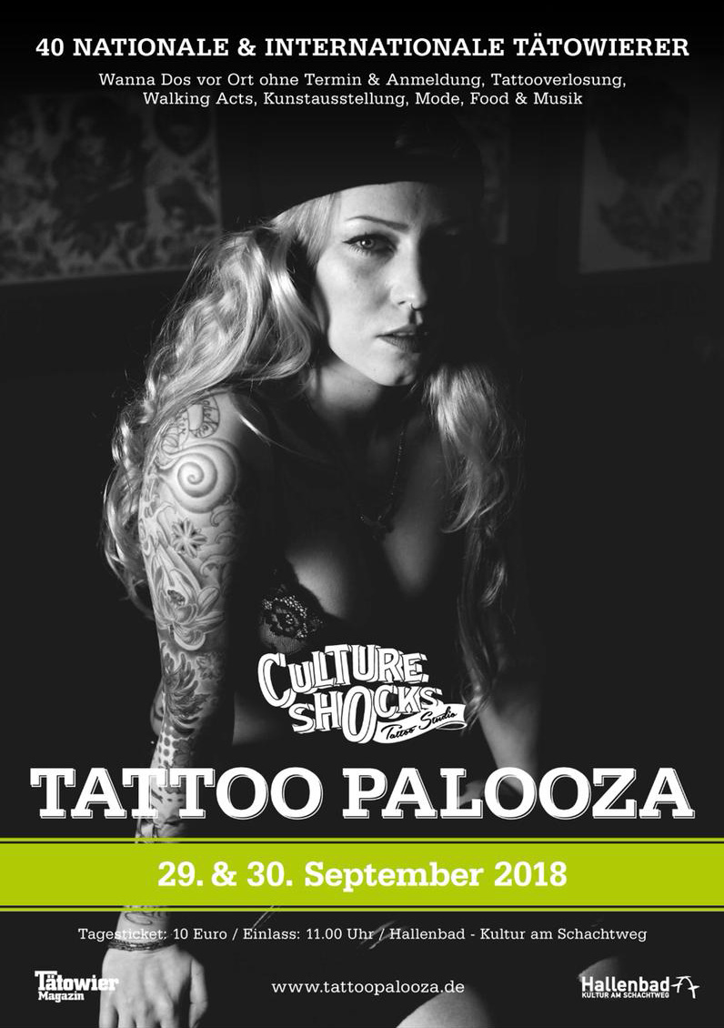 Tattoo Palooza 2018